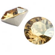 Swarovski Elements puntsteen SS39 (8mm) Crystal golden shadow