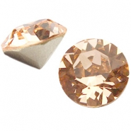 Swarovski Elements puntsteen SS39 (8mm) Light peach
