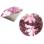 Swarovski Elements puntsteen SS39 (8mm) Light rose