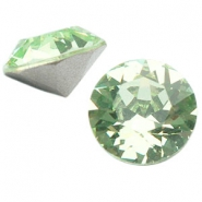 Swarovski Elements puntsteen SS39 (8mm) Chrysolite