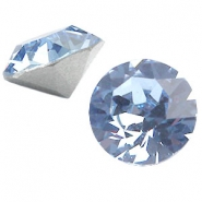 Swarovski Elements puntsteen SS39 (8mm) Light sapphire