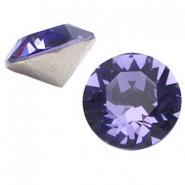 Swarovski Elements puntsteen SS39 (8mm) Tanzanite purple