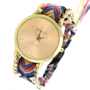 Summerwatch Aztec Blauw multicolor