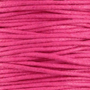 1.5 mm Waxkoord Hot Pink