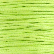 1.5 mm Waxkoord Fern green