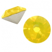 Swarovski Elements puntsteen SS39 (8mm) Yellow opal