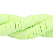 Kralen katsuki 3mm Pastel lime green