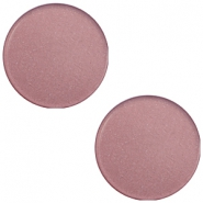 7 mm platte Super Polaris cabochon Bridal rose