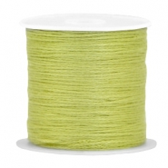 Weefdraad DIY Light olivine green