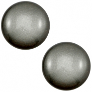 12 mm classic Super Polaris cabochon Silver night