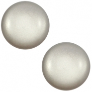 12 mm classic Super Polaris cabochon Ice grey