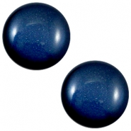 12 mm classic Super Polaris cabochon Radiant blue