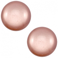 12 mm classic Super Polaris cabochon Bridal rose