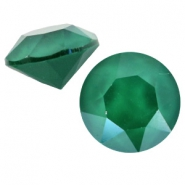 Swarovski puntstenen SS 39 (8 mm) Crystal royal green