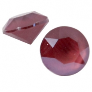 Swarovski puntstenen SS 39 (8 mm) Crystal dark red