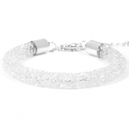 Armband 8mm crystal diamond Crystal
