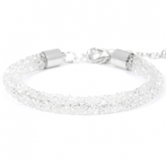 Armband 7mm crystal diamond Crystal