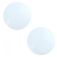 12 mm classic Polaris Elements Galastil cabochon Powder blue