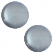 12 mm classic Polaris Elements soft tone shiny cabochon Rustic blue