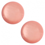 12 mm classic Polaris Elements soft tone shiny cabochon Canyon rose