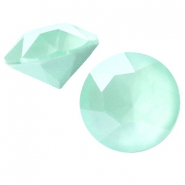 Swarovski puntstenen SS 39 (8 mm) Crystal mint green