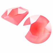 Swarovski puntstenen SS 39 (8 mm) Crystal light coral