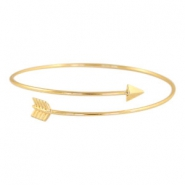 Armband arrow Goud