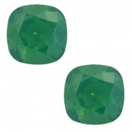 Swarovski Elements vormen divers 4470-12mm square Palace green opal