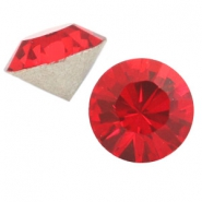Swarovski Elements vormen divers puntsteen SS45 (10mm) Light siam red