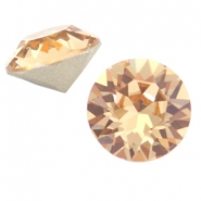 Swarovski Elements puntstenen SS 39 (8 mm) Light colorado topaz