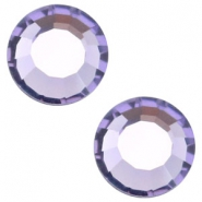 Swarovski Elements flat back SS 34 (7mm) Tanzanite purple