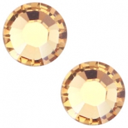 Swarovski Elements flat back SS30 (6.4mm) Light colorado topaz