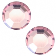 Swarovski Elements flat back SS30 (6.4mm) Light amethyst purple