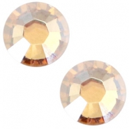 Swarovski Elements flat back SS20 (4.7mm) Crystal golden shadow
