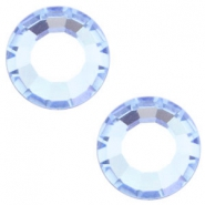 Swarovski Elements flat back SS20 (4.7mm) Light sapphire