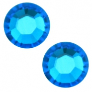 Swarovski Elements flat back SS20 (4.7mm) Capri blue