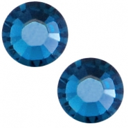 Swarovski Elements flat back SS20 (4.7mm) Crystal metallic blue
