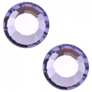 Swarovski Elements flat back SS20 (4.7mm) Tanzanite purple