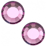Swarovski Elements flat back SS20 (4.7mm) Amethyst purple