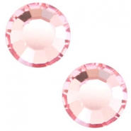 Swarovski Elements flat back SS20 (4.7mm) Light rose