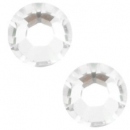 Swarovski Elements flat back SS30 (6.4mm) Crystal