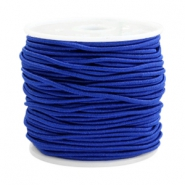 Gekleurd elastiek 1.5mm Royal blue