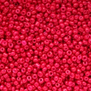 Rocailles 12/0 (2mm) Magenta red