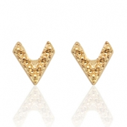 Musthave Oorbellen studs arrow Gold