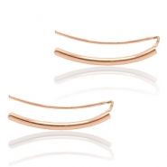 Musthave Oorbellen earline Rosegold