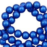 3D Miracle kralen 4mm Cobalt blue