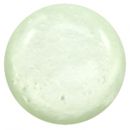 Polaris Elements classic cabochons in 35 mm Mosso shiny Relaxing green