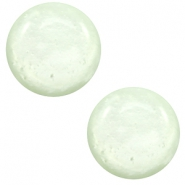 20 mm classic Polaris Elements cabochon Mosso shiny Relaxing green
