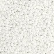 Rocailles 12/0 (2mm) White