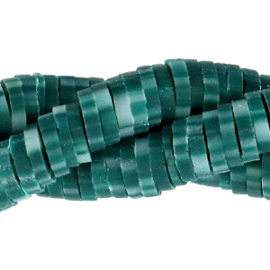 Kralen Katsuki 4mm Dark teal green